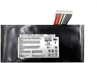 BTY-L77 batería del Ordenador portátil para MSI GT72 2QD GT72S 6QF GT80 2QE WT72 MS-1781 MS-1783 2PE-022CN 2QD-1019XCN 2QD-292XCN BTY-L77(11.1V 83.25Wh)