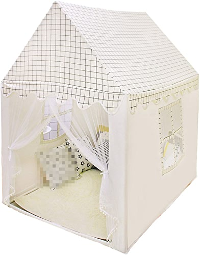 Zhao Tente de décoration, Coin de Lecture pour bébé en intérieur, lit Fendu, Tente pour bébé, Salle de Jouets en Plein air, Tente de Jeu pour Fille, 110  140  150CM