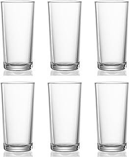 Ritzenhoff & Breker 4All Longdrink-Set, 6-tlg., Transparent, Glas, 270ml