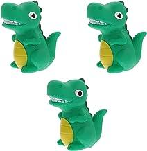 SOIMISS 3pcs Dinosaur Cake Toppers Cartoon Dinosaur Figure Animal Figurine Mold Cake Decoration for Baby Shower Boy Birthd...