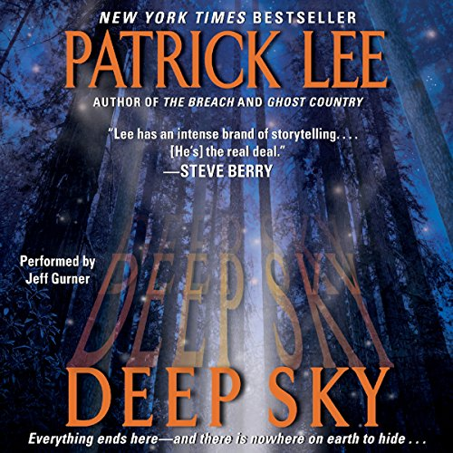 Deep Sky audiobook cover art