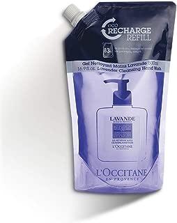 L'Occitane Lavendar Cleansing Hand Wash Refill, 16.9 Fl Oz