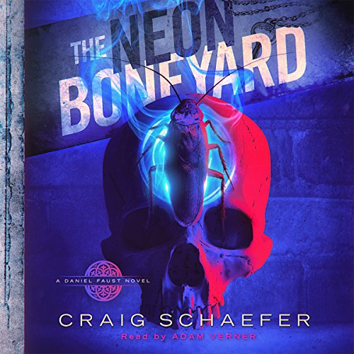 The Neon Boneyard     A Daniel Faust Novel, Book 8              By:                                                                                                                                 Craig Schaefer                               Narrated by:                                                                                                                                 Adam Verner                      Length: 9 hrs and 59 mins     171 ratings     Overall 4.7
