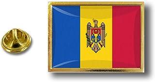 Spilla Pin pin's Spille spilletta Giacca Bandiera Distintivo Badge moldavia