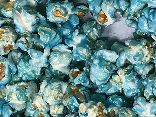 Review 3 Gallon Bag Gender Reveal Popcorn Baby Pink Blue or Mixed (Baby Blue)