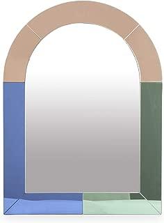 Now House by Jonathan Adler Chroma Arch Mirror, Multi