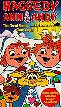 Raggedy Ann & Andy Great Santa Caper VHS