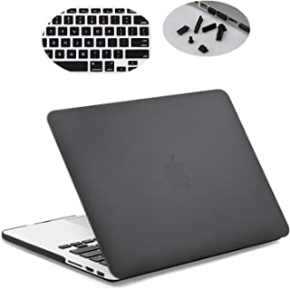LENTION Plastic Hard Case Compatible for MacBook Pro (Retina, 13-inch, Late 2012 to Early 2015) - Model A1425/A1502, Come ...