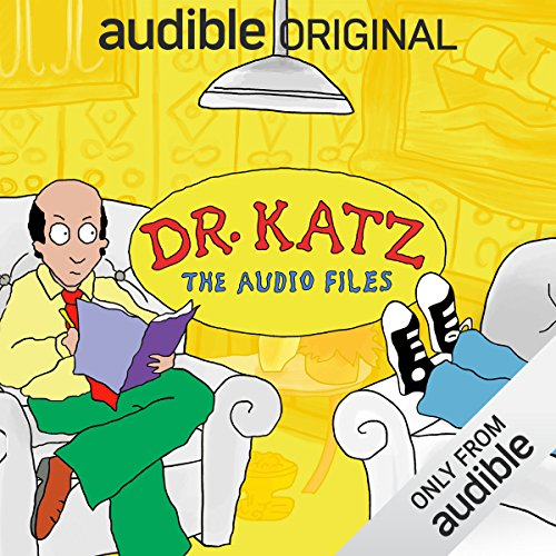 Dr. Katz: The Audio Files                   Written by:                                                                                                                                 Jonathan Katz,                                                                                        Audible Comedy                           Length: 3 hrs and 45 mins     5 ratings     Overall 4.2
