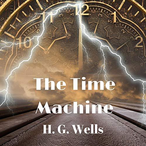 Page de couverture de The Time Machine