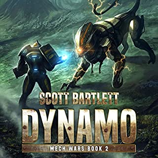 Dynamo audiobook cover art