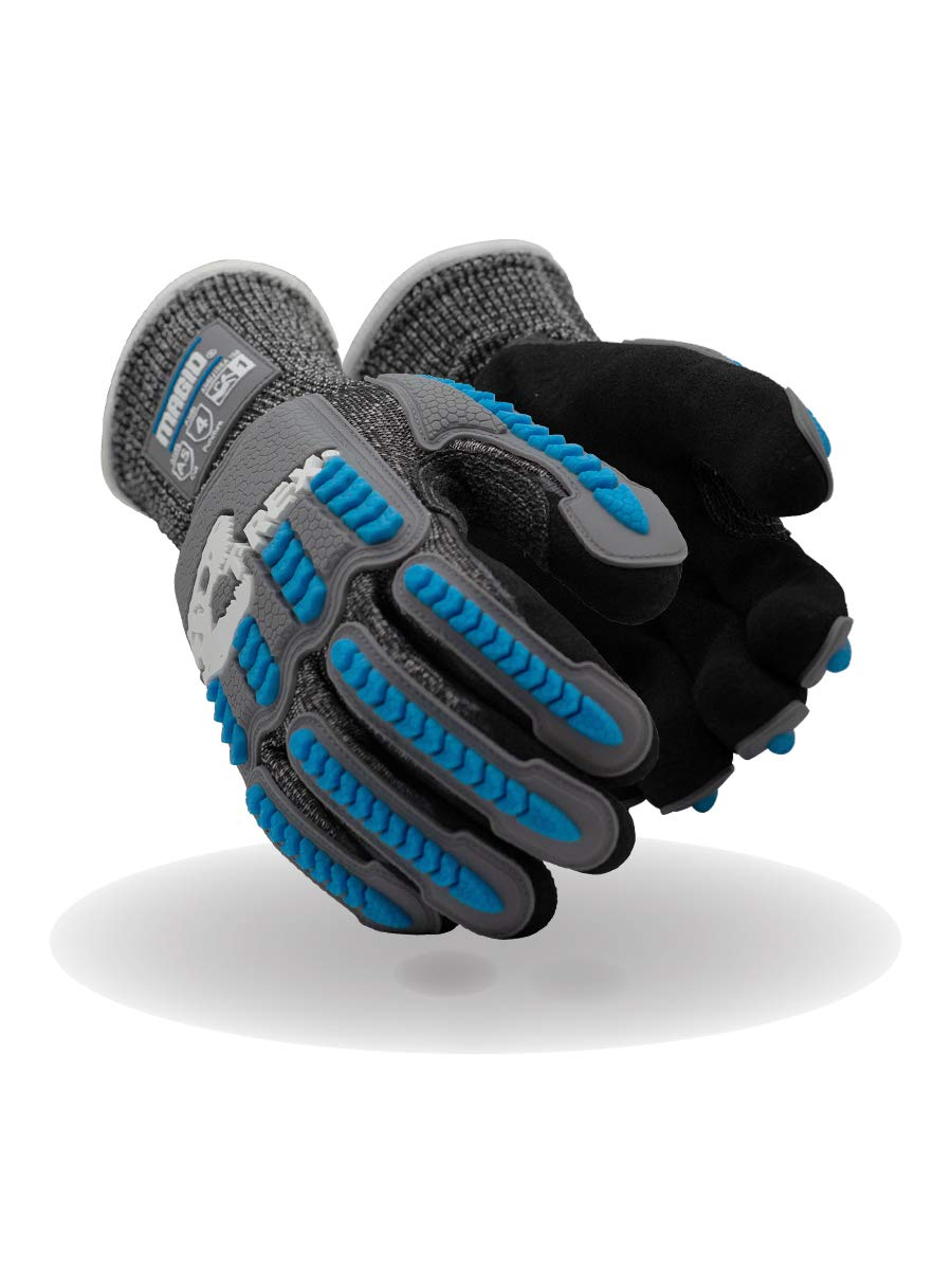 MAGID T-REX Genuine Free Shipping Arctic Series Thermal Finally resale start Impact Glove–Cut A5 Level