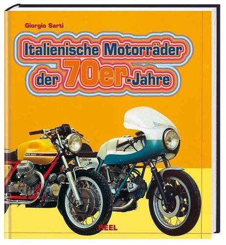 Italienische Motorräder der 70er-Jahre
