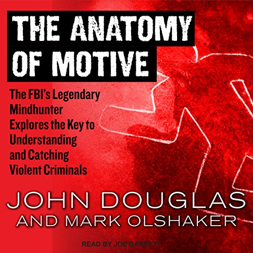 The Anatomy of Motive audiobook cover art