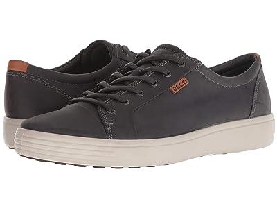 ECCO Soft 7 Sneaker (Titanium) Men
