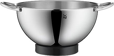 Preisvergleich für WMF Küchenschüssel mit Standring WMF ProfiSelect Cromargan Edelstahl rostfrei 18/10 poliert