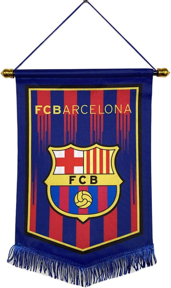 GLUUGES 3/×5 Football Club Flag Team Soccer Banner for FC Fan Use Indoor or Outdoor