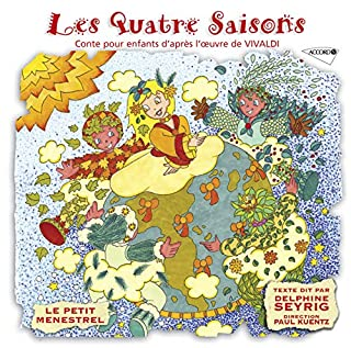 Le Petit Ménestrel: Les Quatre Saisons-Conte pour Enfants d'Après l'Oeuvre de Vivaldi (B00061H2RM) | Amazon price tracker / tracking, Amazon price history charts, Amazon price watches, Amazon price drop alerts