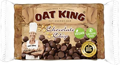 Lsp Oat King Energy Bar Chocolate Chip Estimated Price : £ 22,58