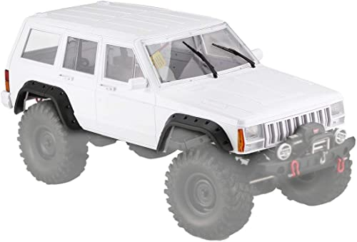 ToGames AX-313 12,3 Zoll   313mm Radstand Body Shell Bausatz für 1 10 RC Truck Crawler Axial SCX10 & SCX10 II 90046 90047