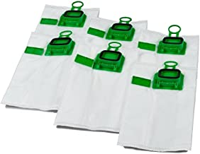 6 sacchetti per aspirapolvere di qualità adatto per Vorwerk Kobold 140 VK vk150