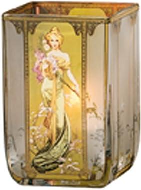 Goebel 66–914Figurine décorative 928–51–6Printemps 1900Lanterne photophore