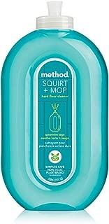 Method Squirt + Mop Hard Floor Cleaner, Spearmint Sage, 25 Ounce