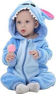 Unisex-Baby Romper Animal Onesie Costume Cartoon Outfit Homewear