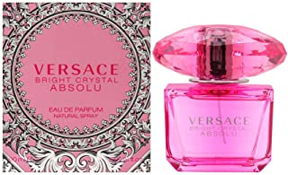 Versace Bright Crystal Absolu Eau De Parfum, 90Ml for Women