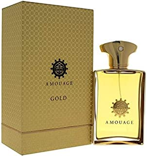 Gold by Amouage for Men - Eau de Parfum, 100ml
