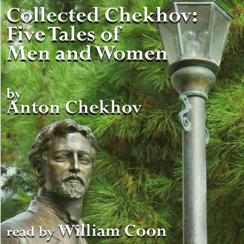 Five Tales of Men and Women audiobook cover art