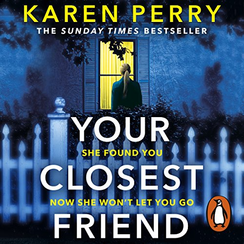 Your Closest Friend audiobook cover art