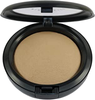MAC Mineralize Skinfinish Natural Medium Dark Face Powde for Women r, 0.35 Ounce