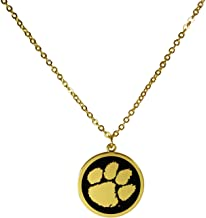 Siskiyou Sports Miami Hurricanes Gold Tone Necklace