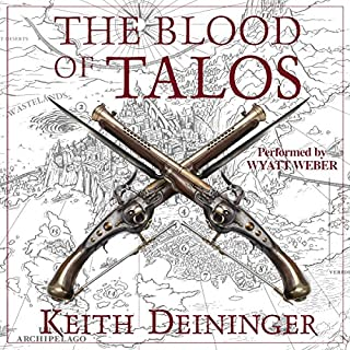 The Blood of Talos cover art