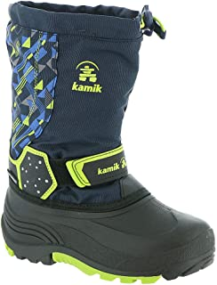 Kamik Kids Boy's Icetrack P (Toddler/Little Kid/Big Kid)