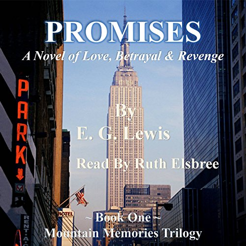Promises: A Story of Love, Betrayal & Revenge audiobook cover art