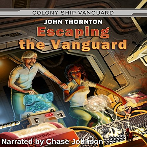 Escaping the Vanguard  cover art