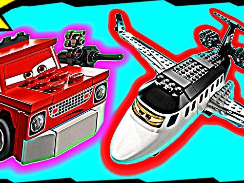 Clip: Spy Jet Escape