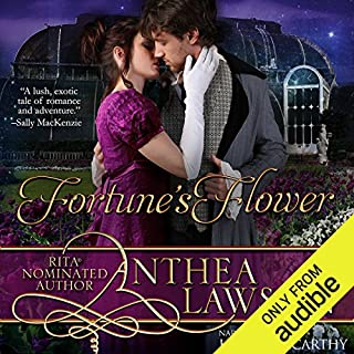 Fortune's Flower                   By:                                                                                                                                 Anthea Lawson                               Narrated by:                                                                                                                                 Hollis McCarthy                      Length: 12 hrs and 12 mins     24 ratings     Overall 4.1
