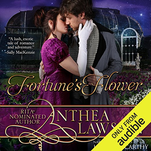 Fortune's Flower audiobook cover art