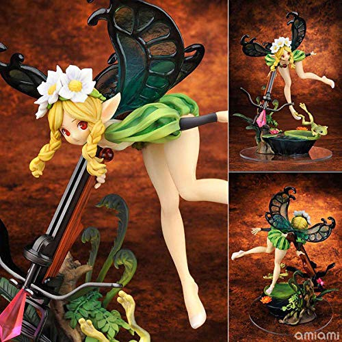 Factorydiy Model Character Souvenir Collection Ornaments Statue Gifts Crafts28Cm PVC Collection Model Toys Anime image