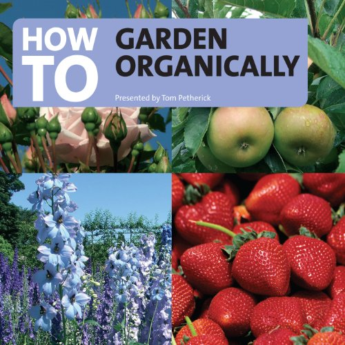 How to Garden Organically audiobook cover art