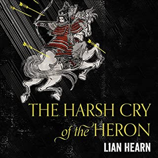 The Harsh Cry of the Heron     Tales of the Otori, Book 4              De :                                                                                                                                 Lian Hearn                               Lu par :                                                                                                                                 Henri Lubatti,                                                                                        Julia Fletcher                      Durée : 19 h et 56 min     1 notation     Global 5,0