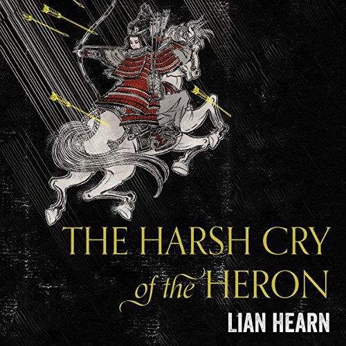 The Harsh Cry of the Heron cover art
