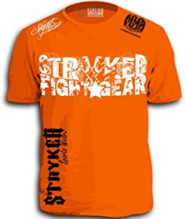 Stryker Splatter Shorts Sleeve T-Shirt Top Tapout UFC MMA Brazilian Jiu Jitsu