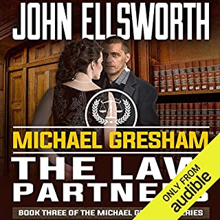 Michael Gresham: The Law Partners cover art