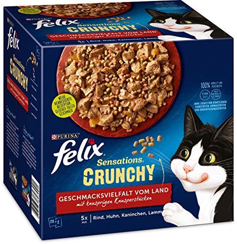 felix crunchy
