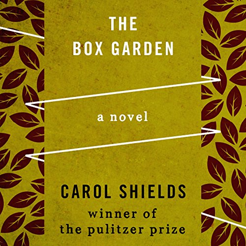 The Box Garden audiobook cover art