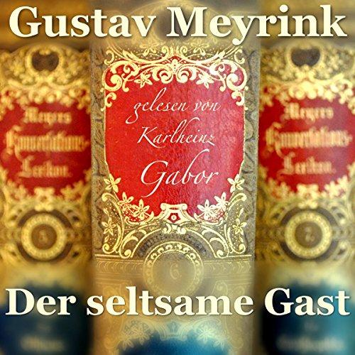 Der seltsame Gast audiobook cover art